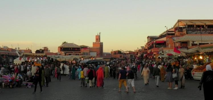 Praça DJema el-Fna