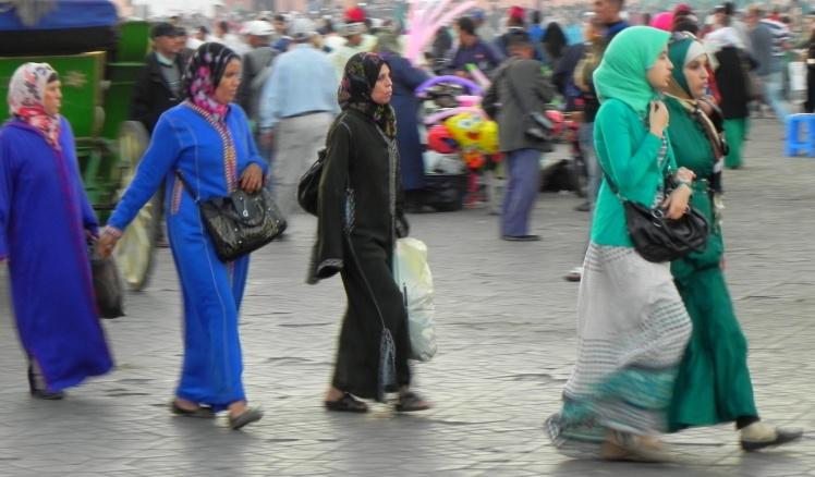 Mulheres Marroquinas