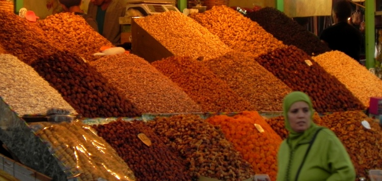 Marrakesh Flavours