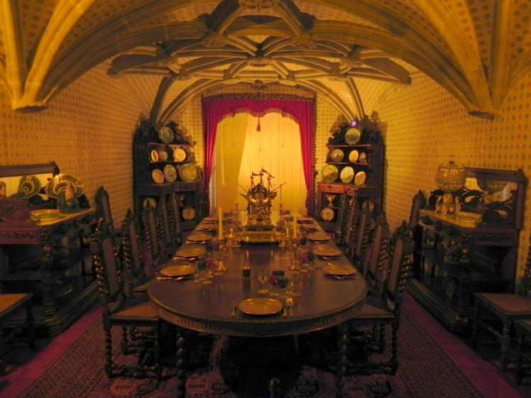 Interior do Palacio da Pena - Sintra