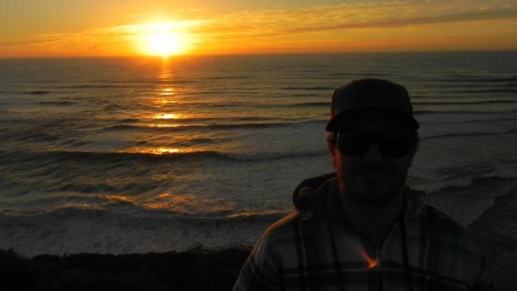 Ericeira - Por-do-sol no Atlantico - Em Ribeira D'Ilhas