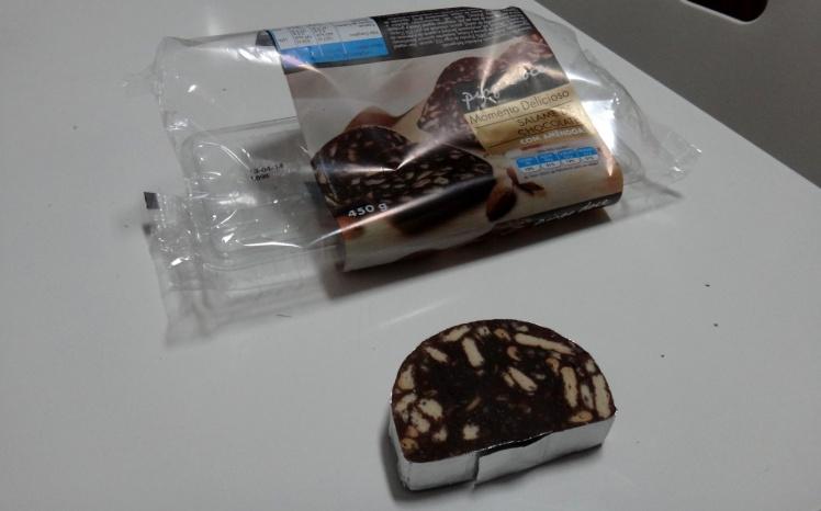 Salame de Chocolate - Sucesso em Portugal!