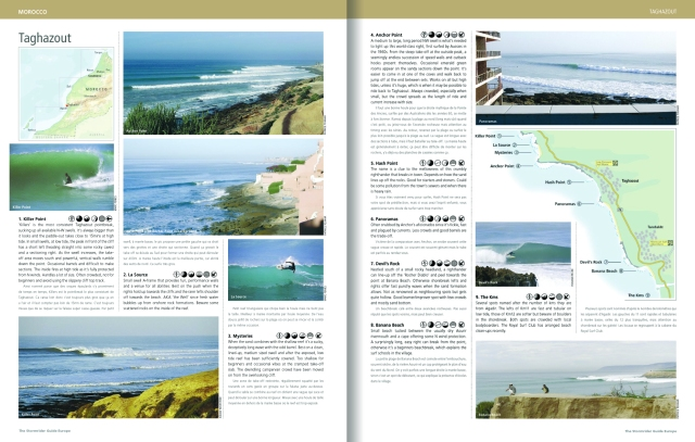 Taghazout - Teaser do Stormrider Guide Europe