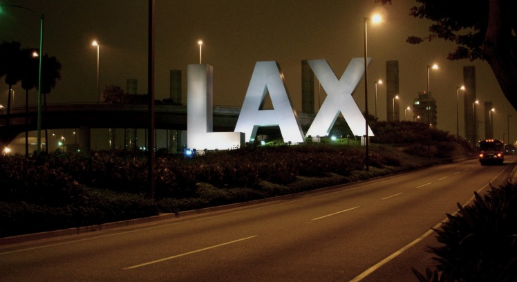 LAX - Aeroporto de Los Angeles