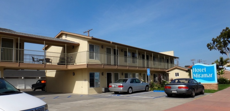 San Clemente - Hotel Miramar