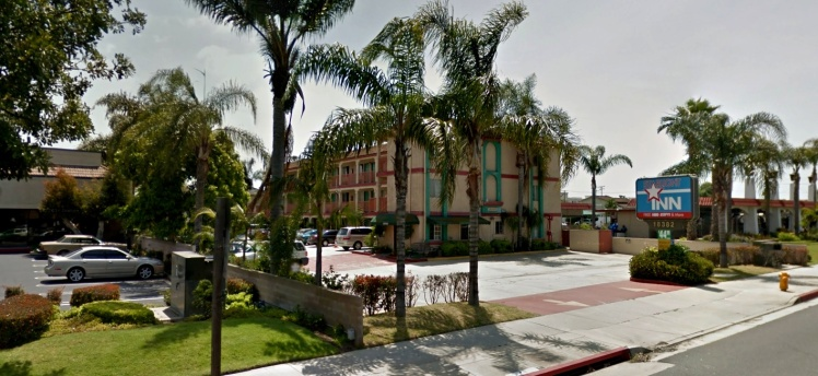 Starlight Inn - Nossa hospedagem em Huntington Beach