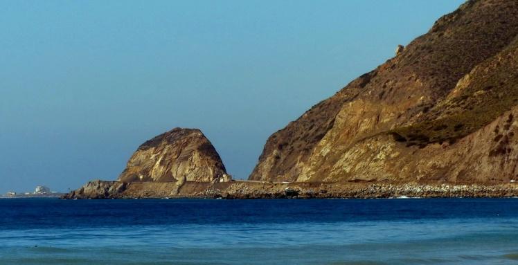 Mugu Rock - California Route 1
