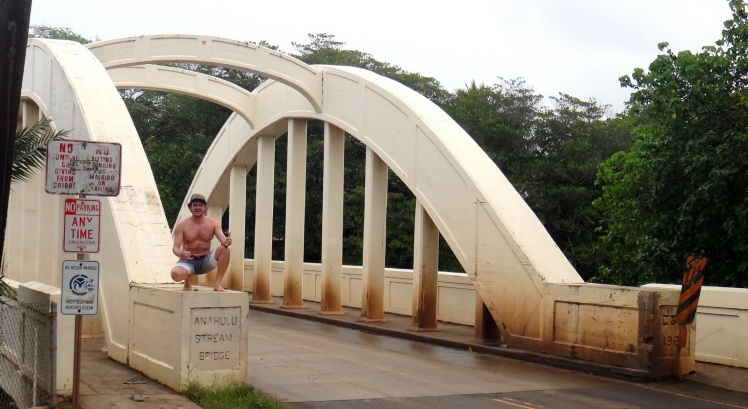 Rainbow Bridge - Haleiwa