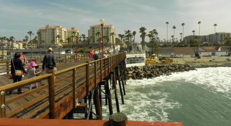 Ocean Side Pier