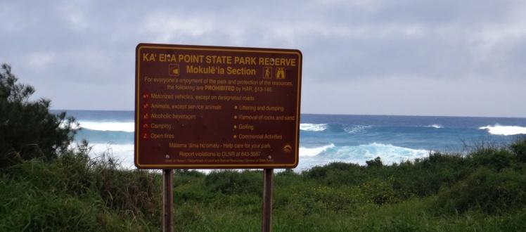 Kaena Point Reserve