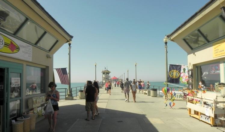 Pier de Huntington Beach