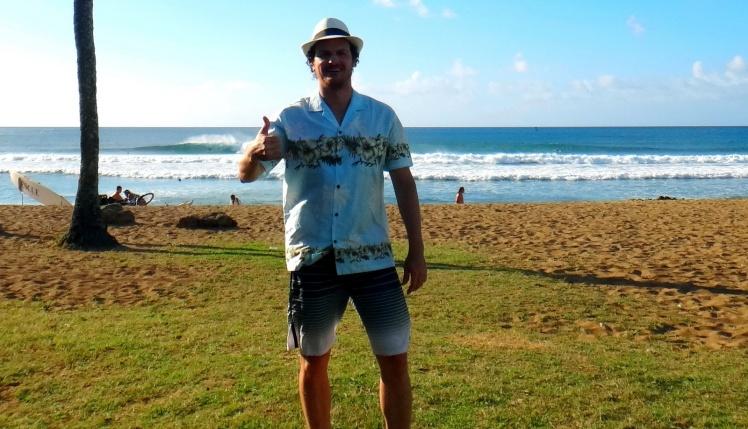 Hawaiian Style! ALOHA!!