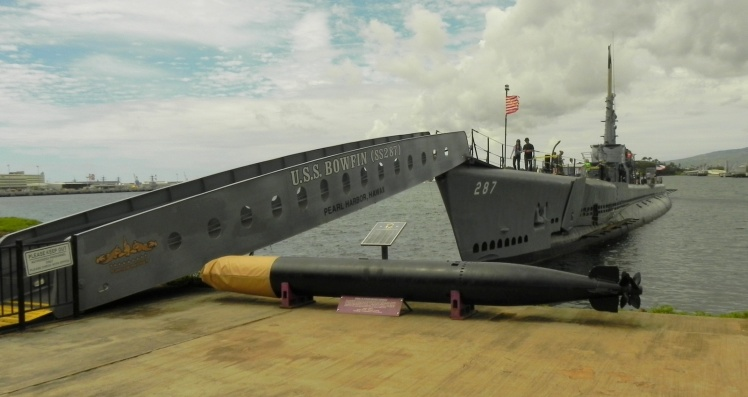 Pearl Habor - USS Bowfin