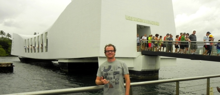 Pearl Habor - USS Arizona Memorial