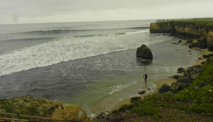 Steamer Lane - Santa Cruz