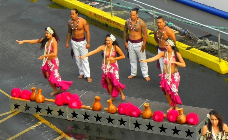 Honolulu - Downtown - Hula Hula
