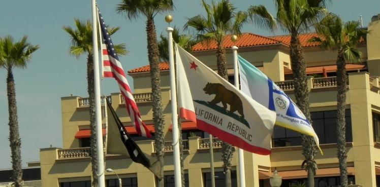 Bandeira da California