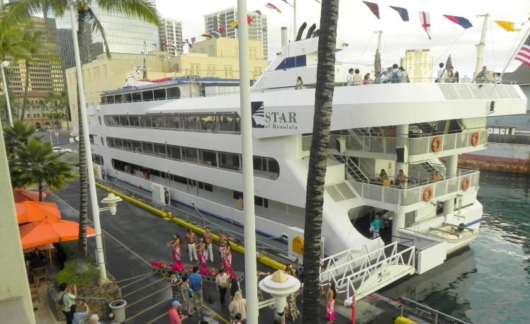 Porto de Honolulu