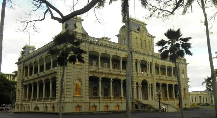 Palácio Iolani