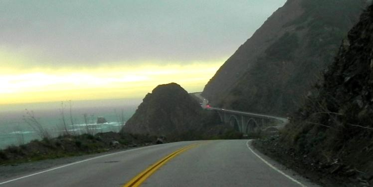 CA-1 - Big Sur