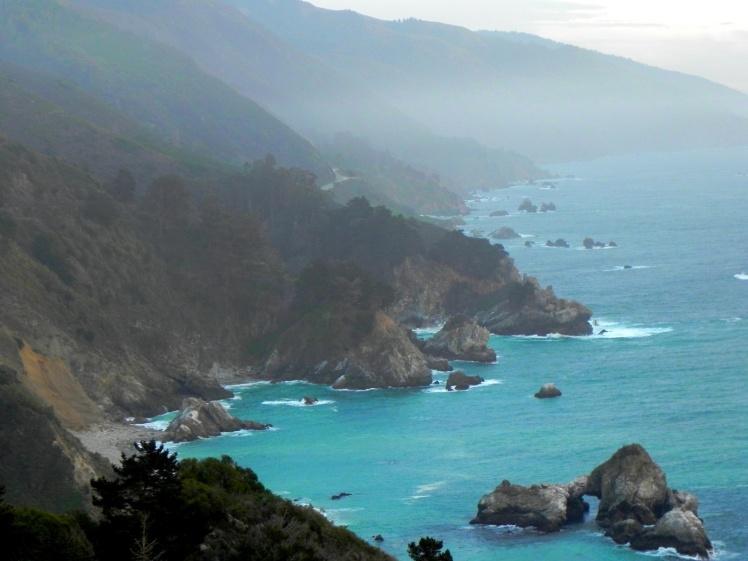 McWay Rocks - Big Sur