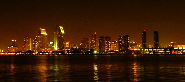San Diego - Vista de Downtown