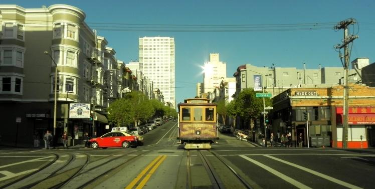 Bondes e Ladeiras de San Francisco