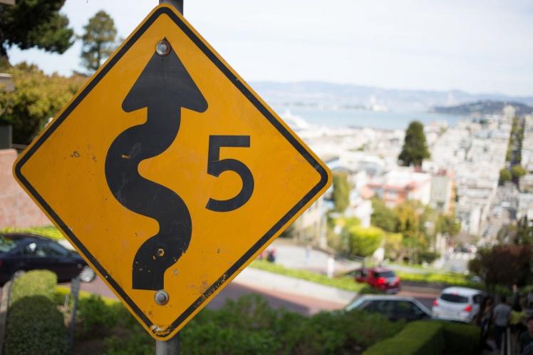 Lombard Street - San Francisco