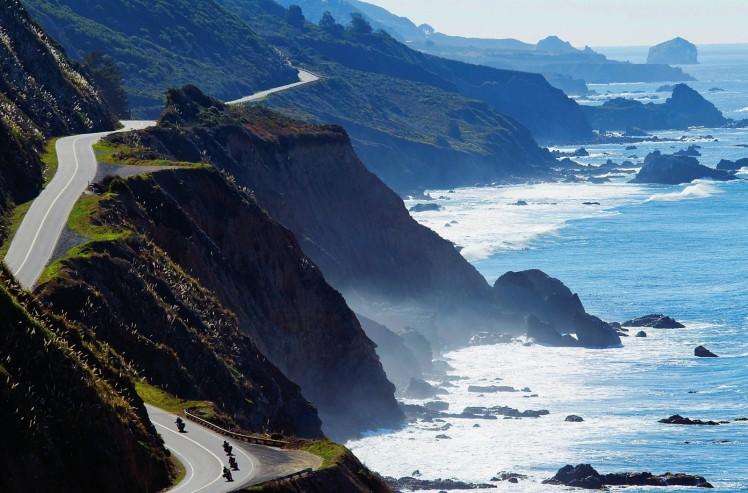 Pacific Coast Highwai - Califórnia