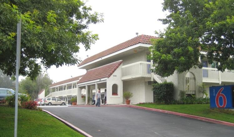 Nosso hotel em Carpinteria