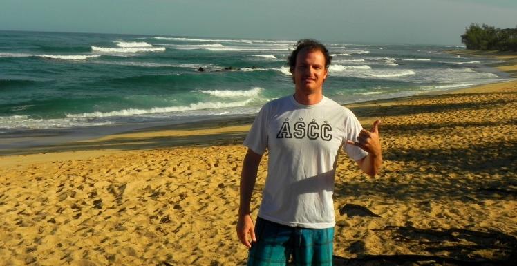 ASCC - Associação dos Surfistas de Capão da Canoa no Hawaii - Freddyland/V-Land