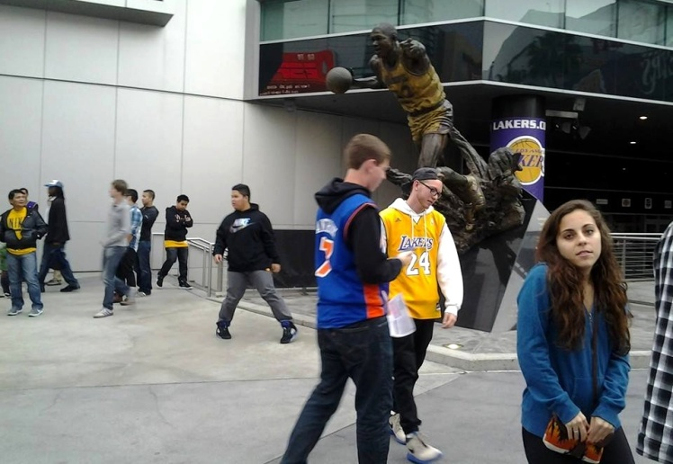 Lakers x Knicks