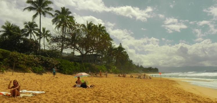 Beira de praia em Pipe