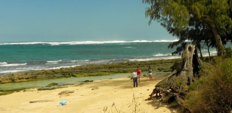 Pahipahialua Beach
