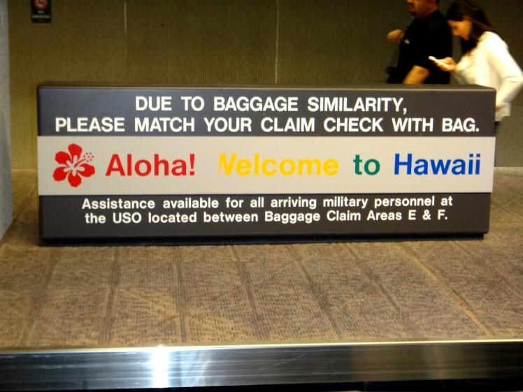 Desembarque no Hawaii