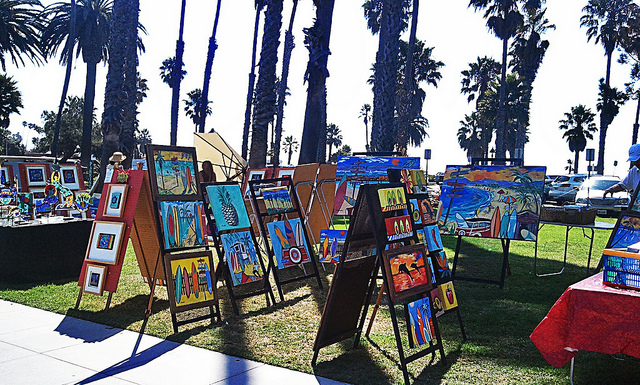 Santa Barbara Arts and Crafts Show