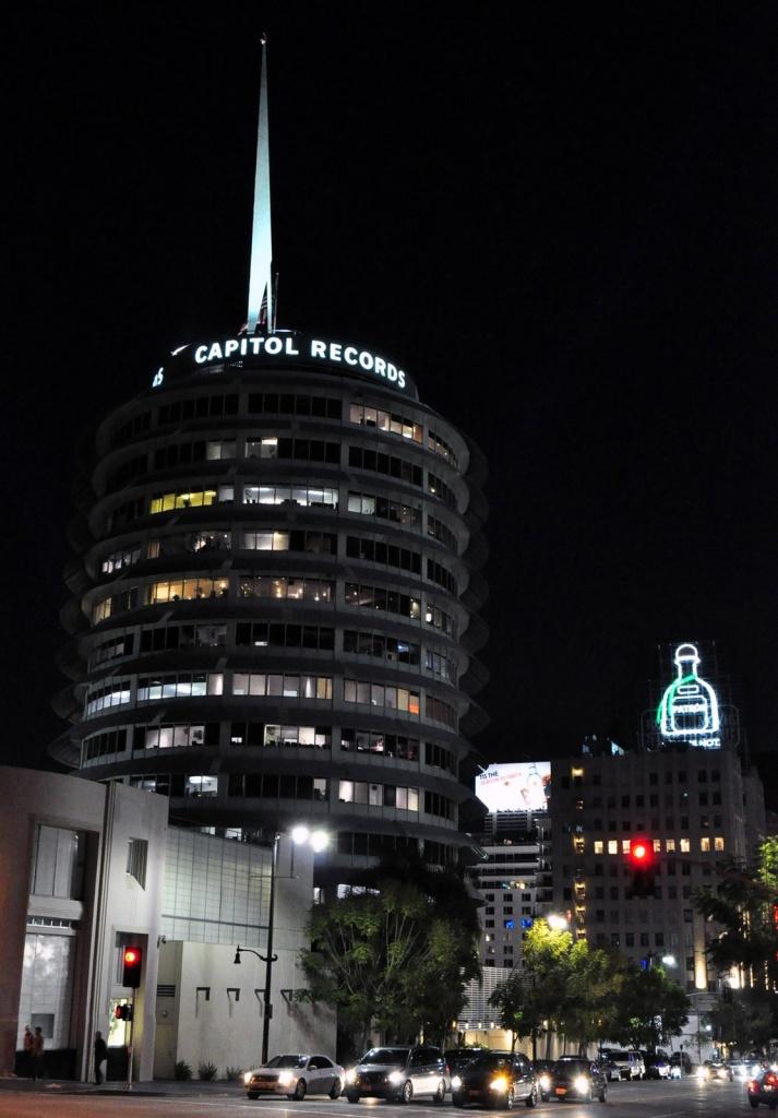 Edifício da Capitol Records