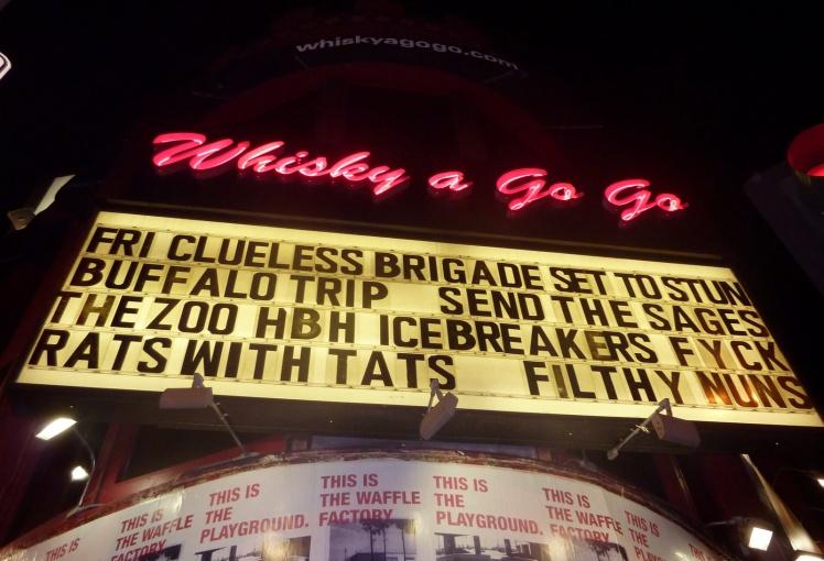 Whisky a Go-Go - Sunset Strip
