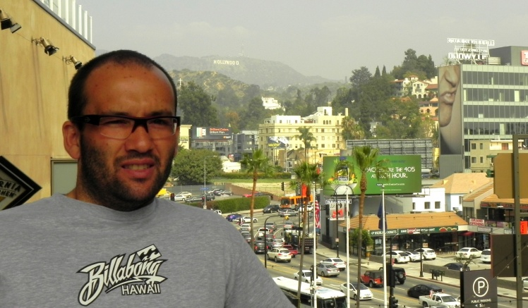 Hollywood Sign desde Hollywood & Highlands