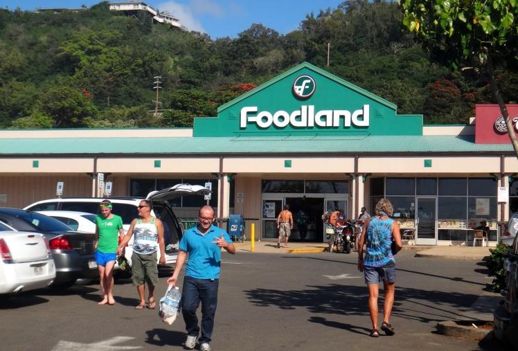 Foodland em Waimea