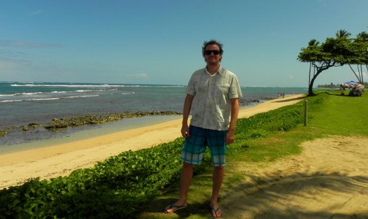 Hau'ula Beach