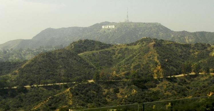 Hollywood Sign desde o Griffith Park
