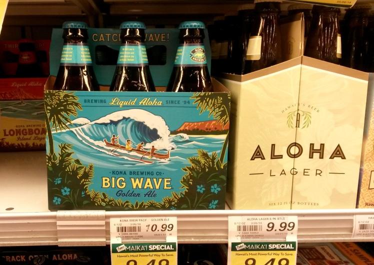 Cervejas Hawaianas