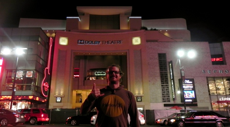 Dolby Theater - Local onde ocorre a cerimonia do Oscar do cinema