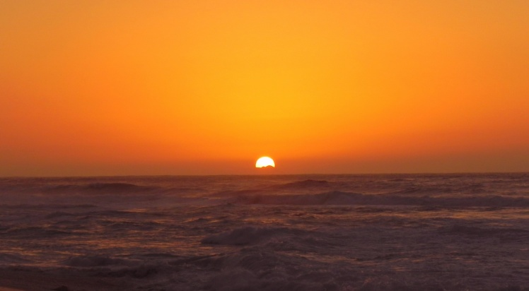 Sunset em... Sunset
