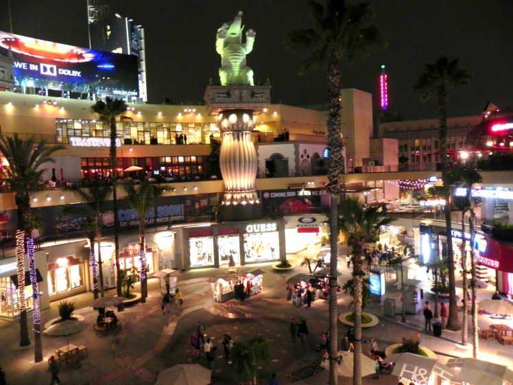 Hollywood and Highlands