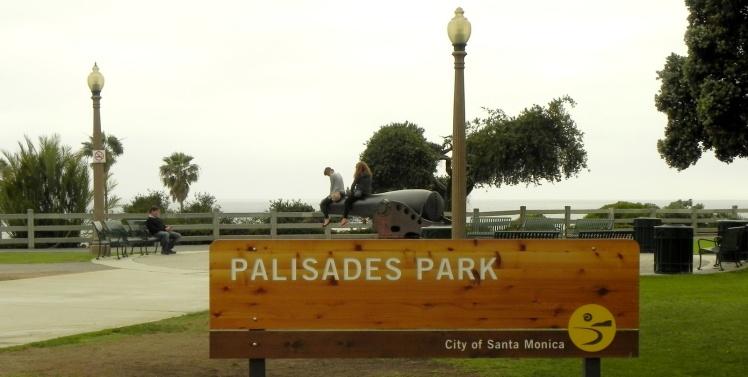 Palisades Park - Santa Monica