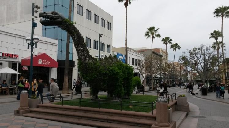Centro de Santa Monica - Third Street Promenade