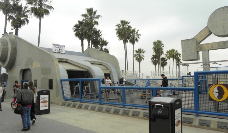 Muscle Beach - Venice Beach
