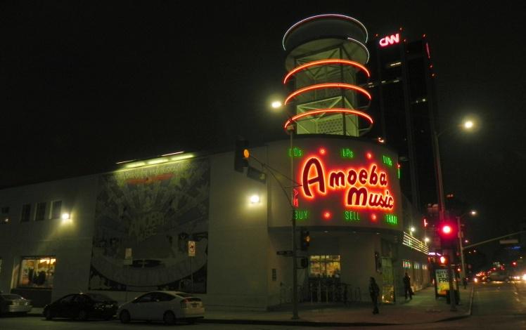 Amoeba Music - A maior loja independente de música do mundo!